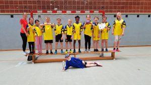 Handballturnier Juni 2019